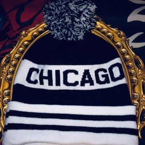 CHICAGO STOCKING HAT NEW WITH TAGS